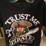 I wish they had this Captain Jack Sparrow shirt for adults
