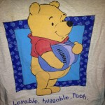 Luvable, huggable Pooh