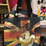 Mickey Canvas Printed Purse - $34.95