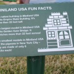Miniland Fun Fact