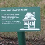 Miniland USA Fun Fact