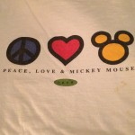 Peace, Love & Mickey Mouse