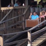 Riding Coastersaurus