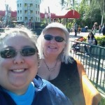 Riding Granny's Jalopies with Mom