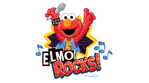 SeaWorld Just For Kids - Elmo Rocks logo