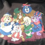 The Adventures of the Gummi Bears front
