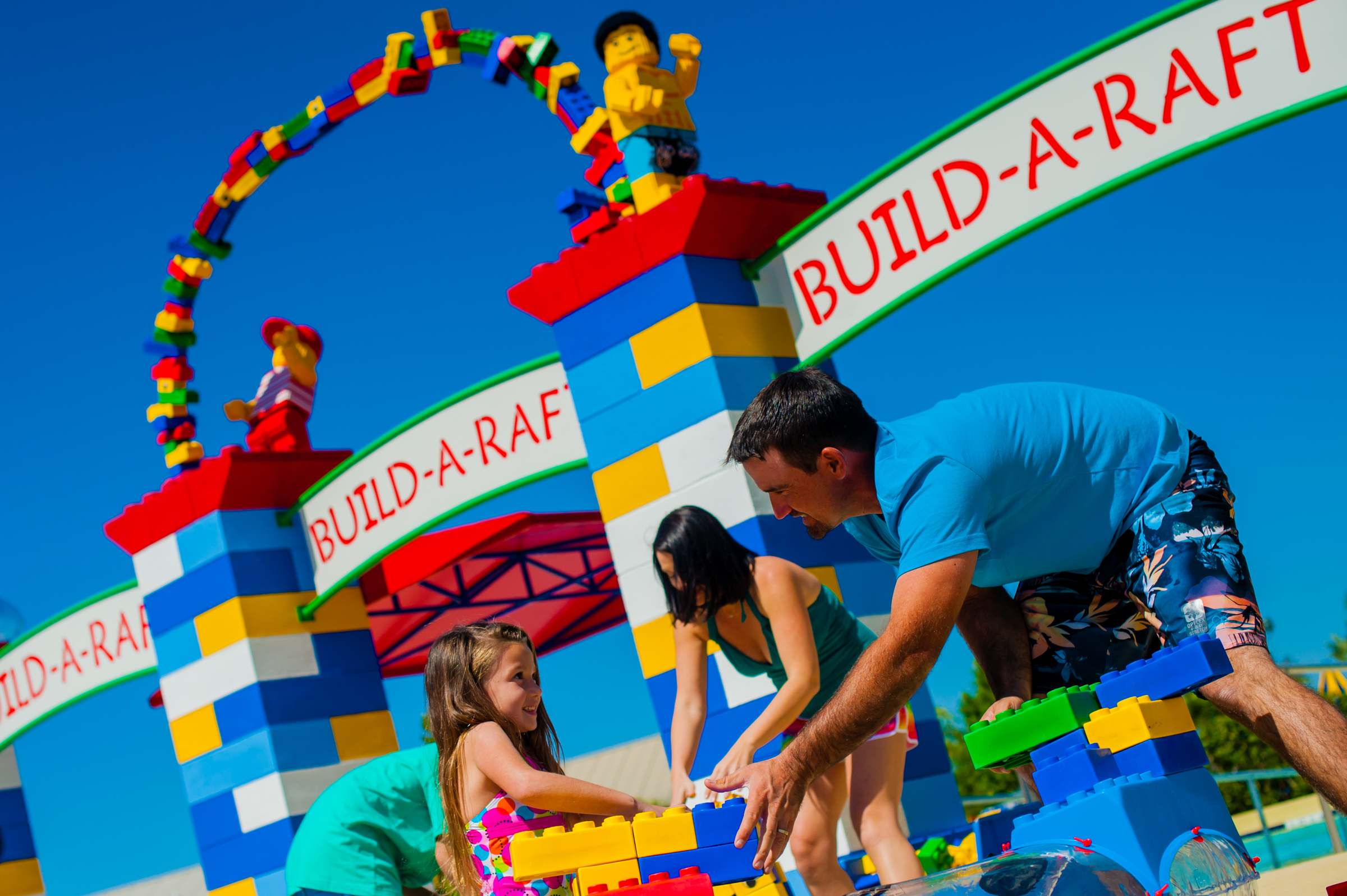 LEGOLAND Florida Water Park Opening For Second Year With Great New Additions