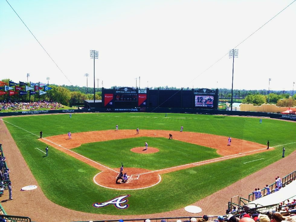 Spring Training in the Grapefruit League