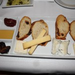 Cheese trio