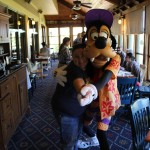 Goofy wanted to dance