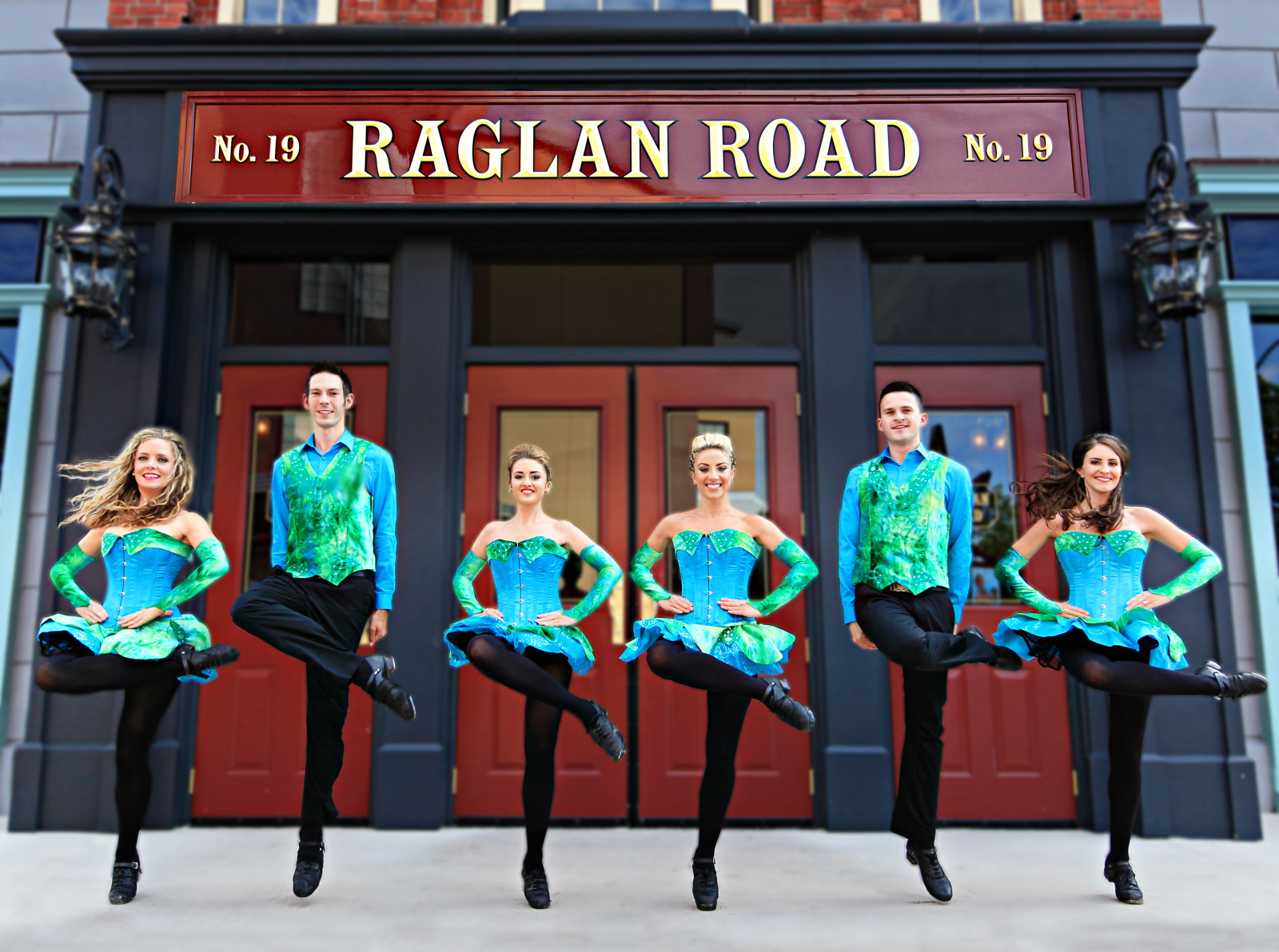 Raglan Road St. Patrick's Day Downtown Disney