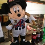 Spring Training Braves Mickey