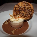 Triple Chocolate Semifreddo