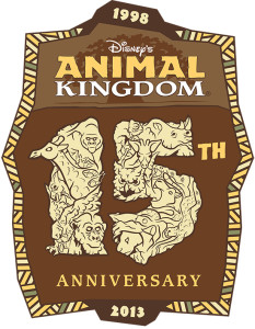 15th Anniversary Animal Kingdom