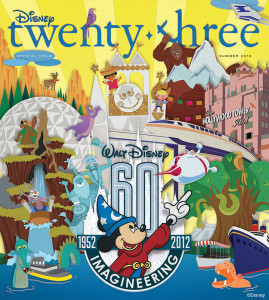 Disney twenty-three D23 Expo