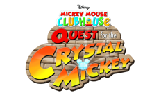 The Quest for the Crystal Mickey