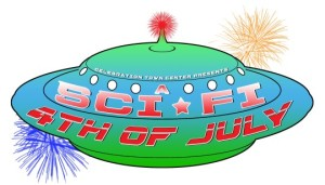 A Sci Fi 4th of July