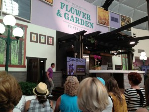 David Bromstad takes the stage