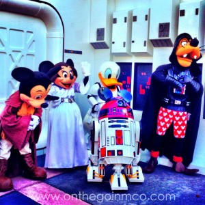 Wordless Wednesday Star Wars Weekends