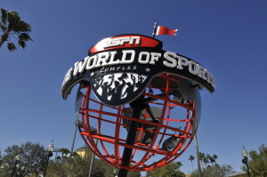 ESPN Wide World of Sports Disney Fit Challenge