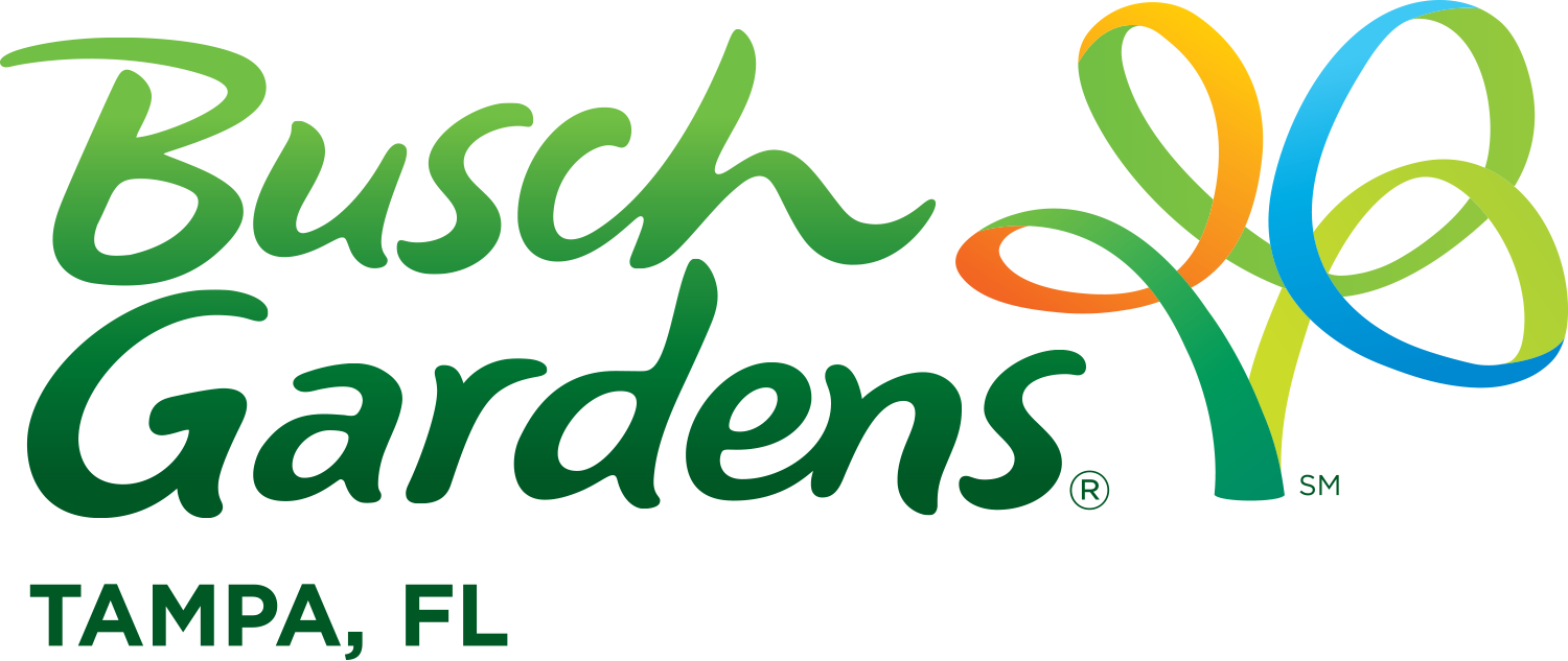 Busch Gardens Tampa logo Photo Key Wild Days