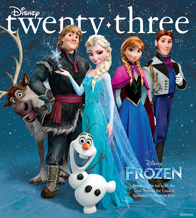 Disney Twenty-Three Fall Issue