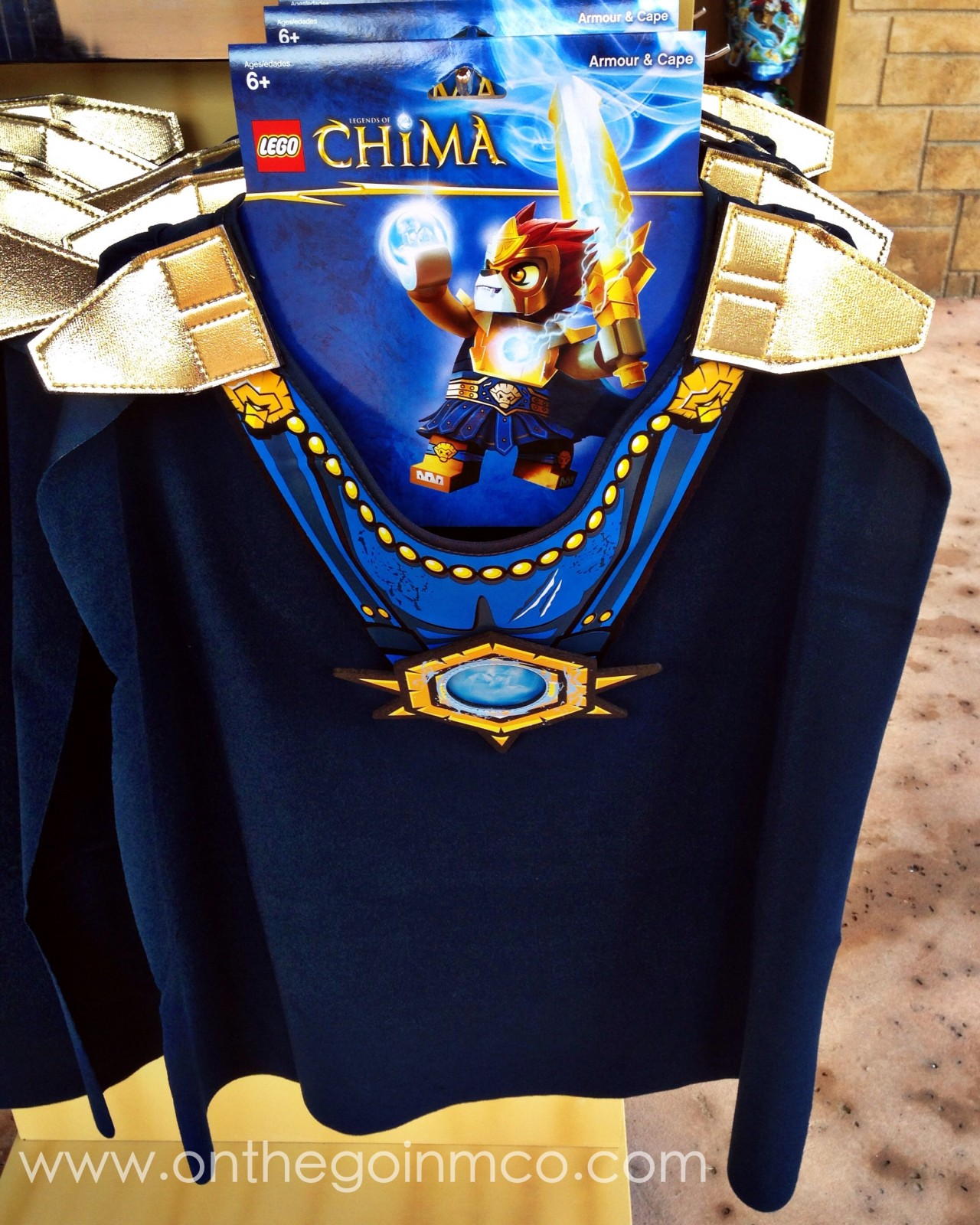 The World of Chima