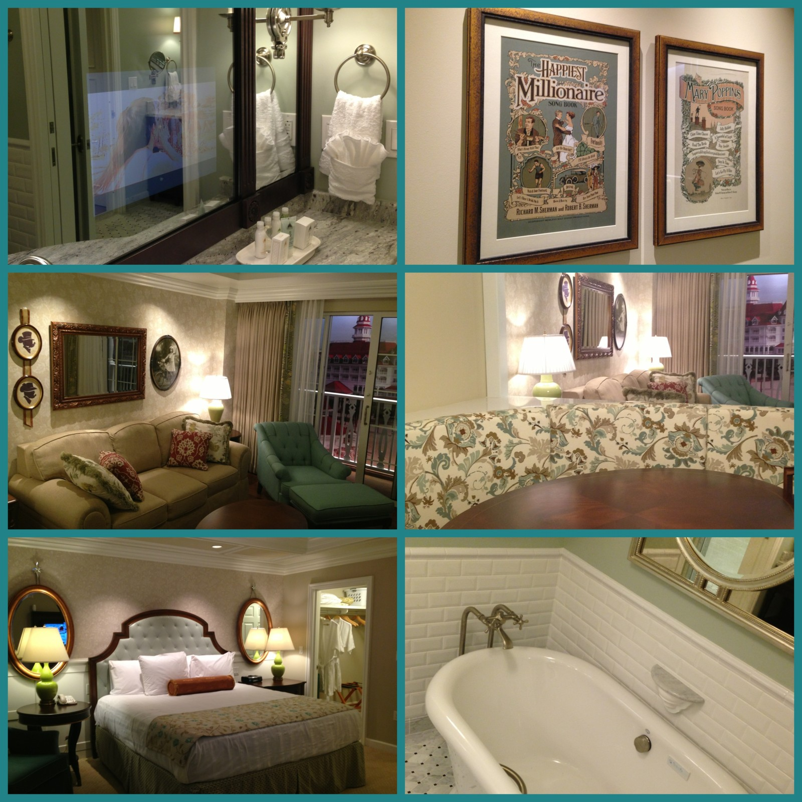 The Villas at the Grand Floridian Resort & Spa Preview Center