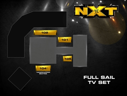 WWE NXT Full Sail