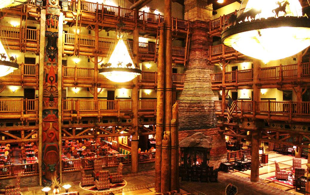 Escaping To Disney S Wilderness Lodge On The Go In Mco