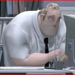 Bob Parr of the Incredibles