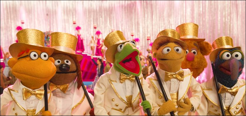 Muppets Most Wanted Tophats