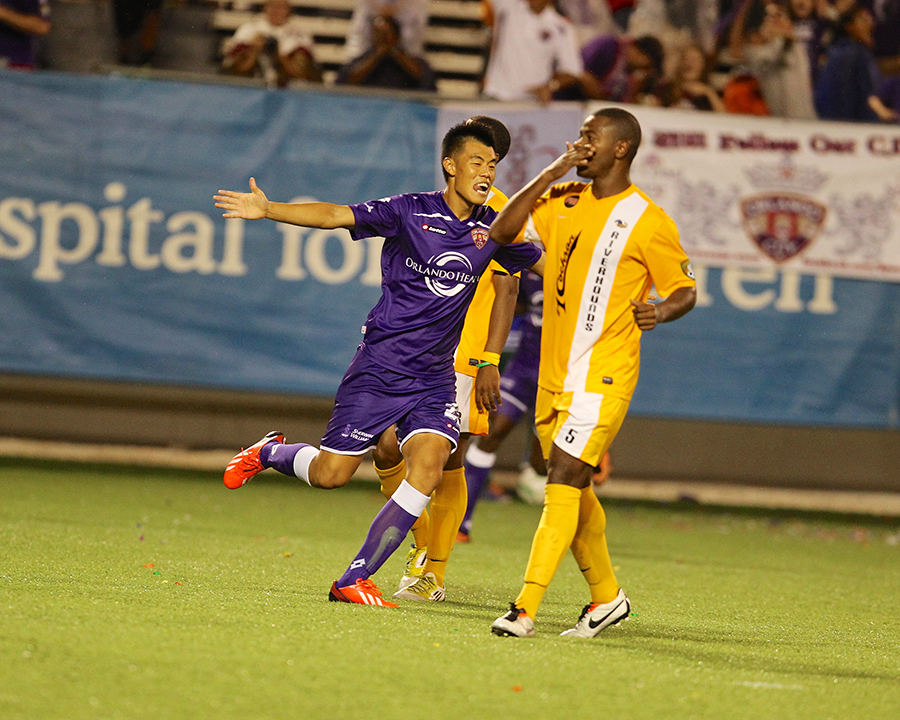 Orlando City def Riverhounds