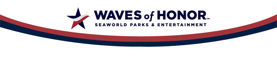 SeaWorld Orlando Waves of Honor