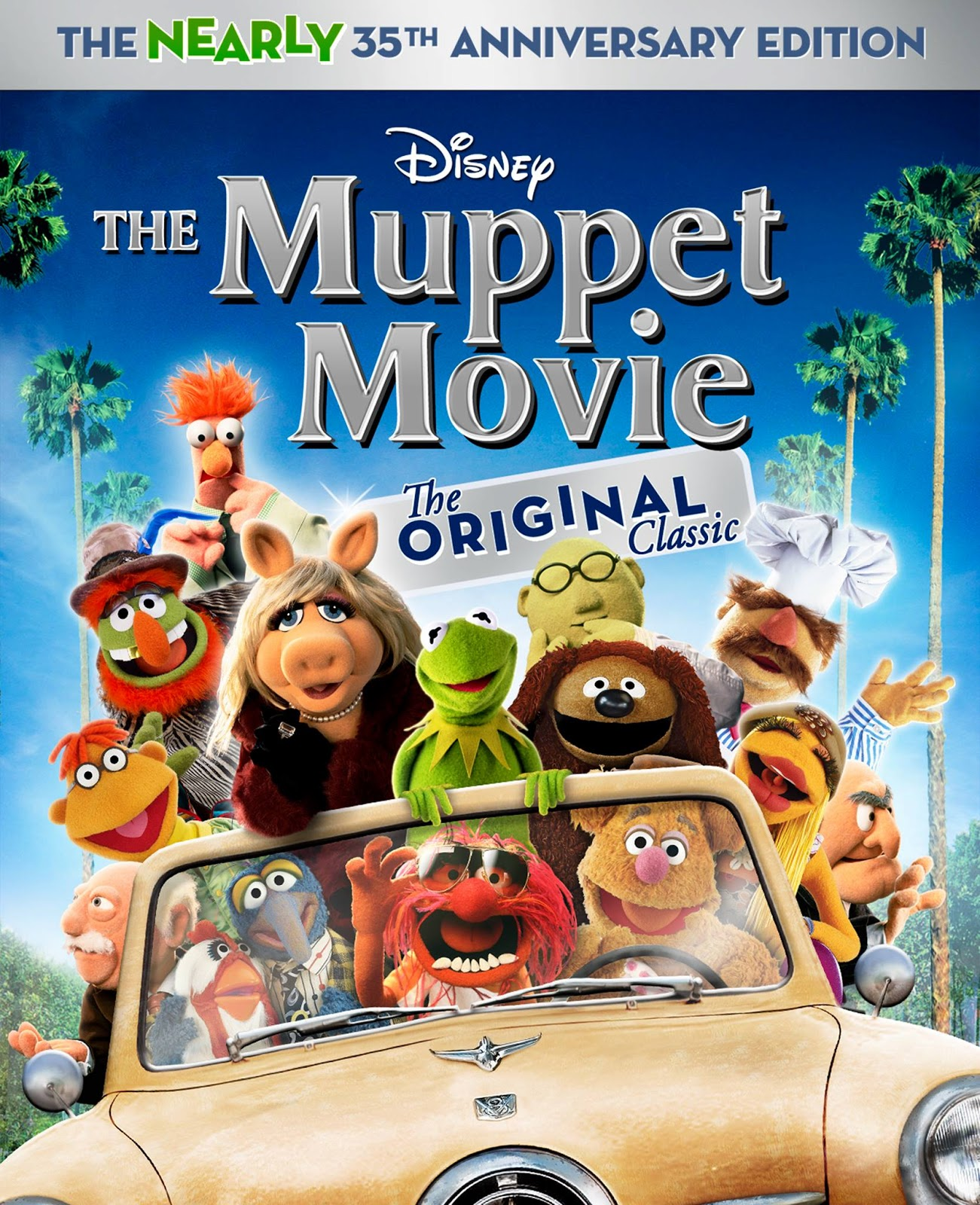 The Muppet Movie Blu-Ray