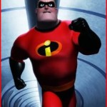 Mr. Incredible after