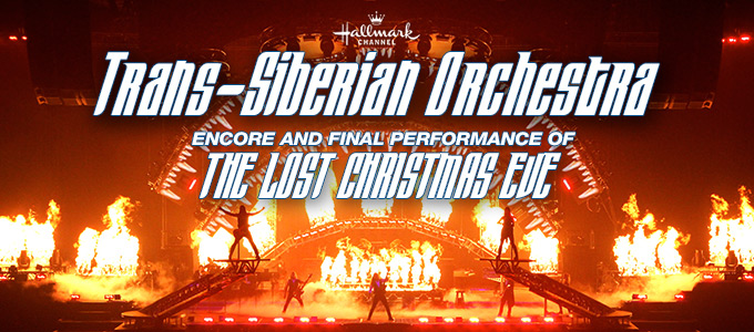 Amway Center Trans-Siberian Orchestra The Last Christmas Eve