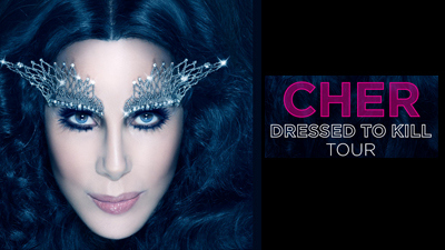 Cher Dressed to Kill Tour Amway Center
