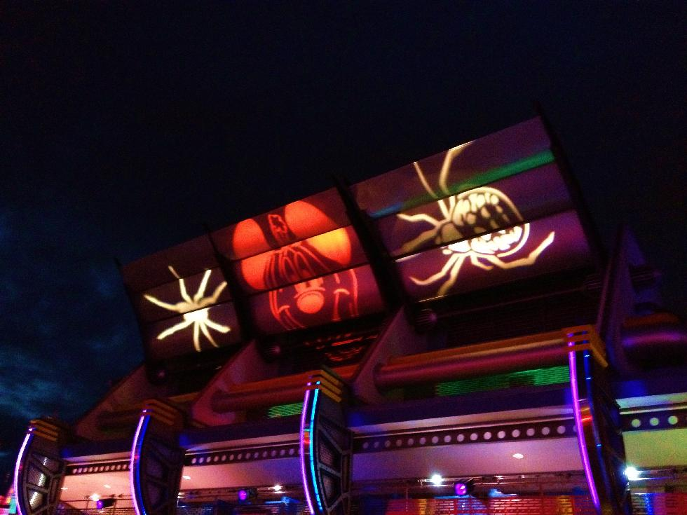 Mickey's Not So Scary Halloween Party PeopleMover