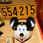 Mickey Mouse camera from 1950