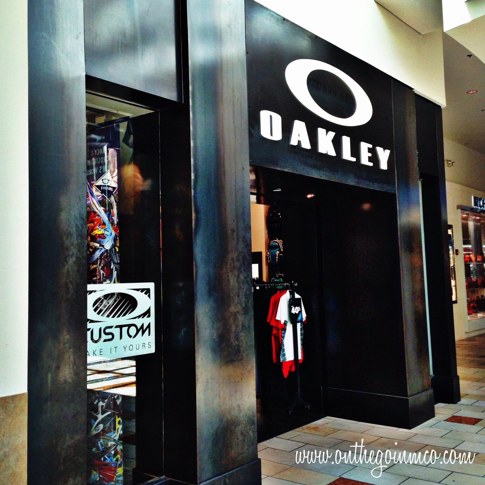 Oakley Store Florida Mall