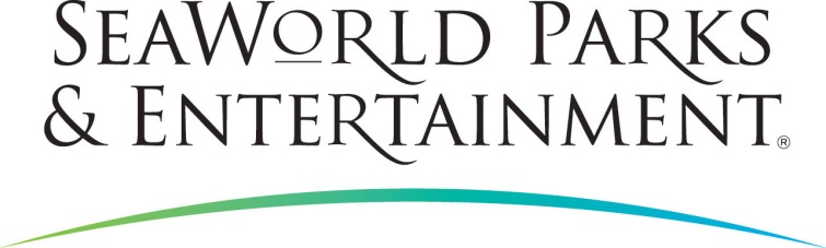 SeaWorld Park and Entertainment Logo