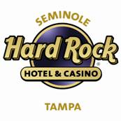 Seminole Hard Rock Tampa Logo