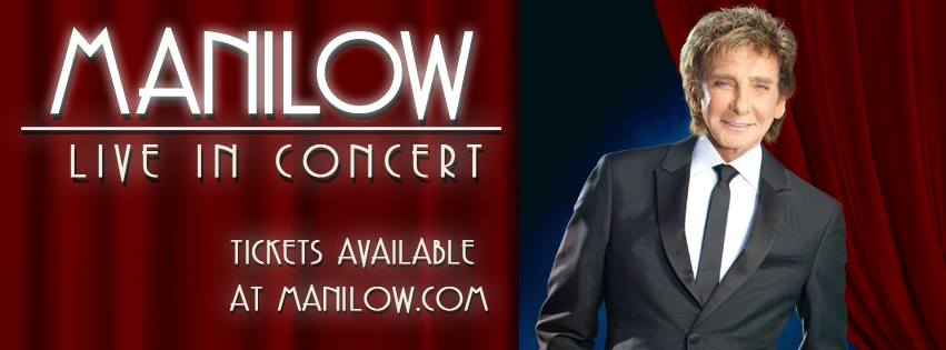 Amway Center Barry Manilow