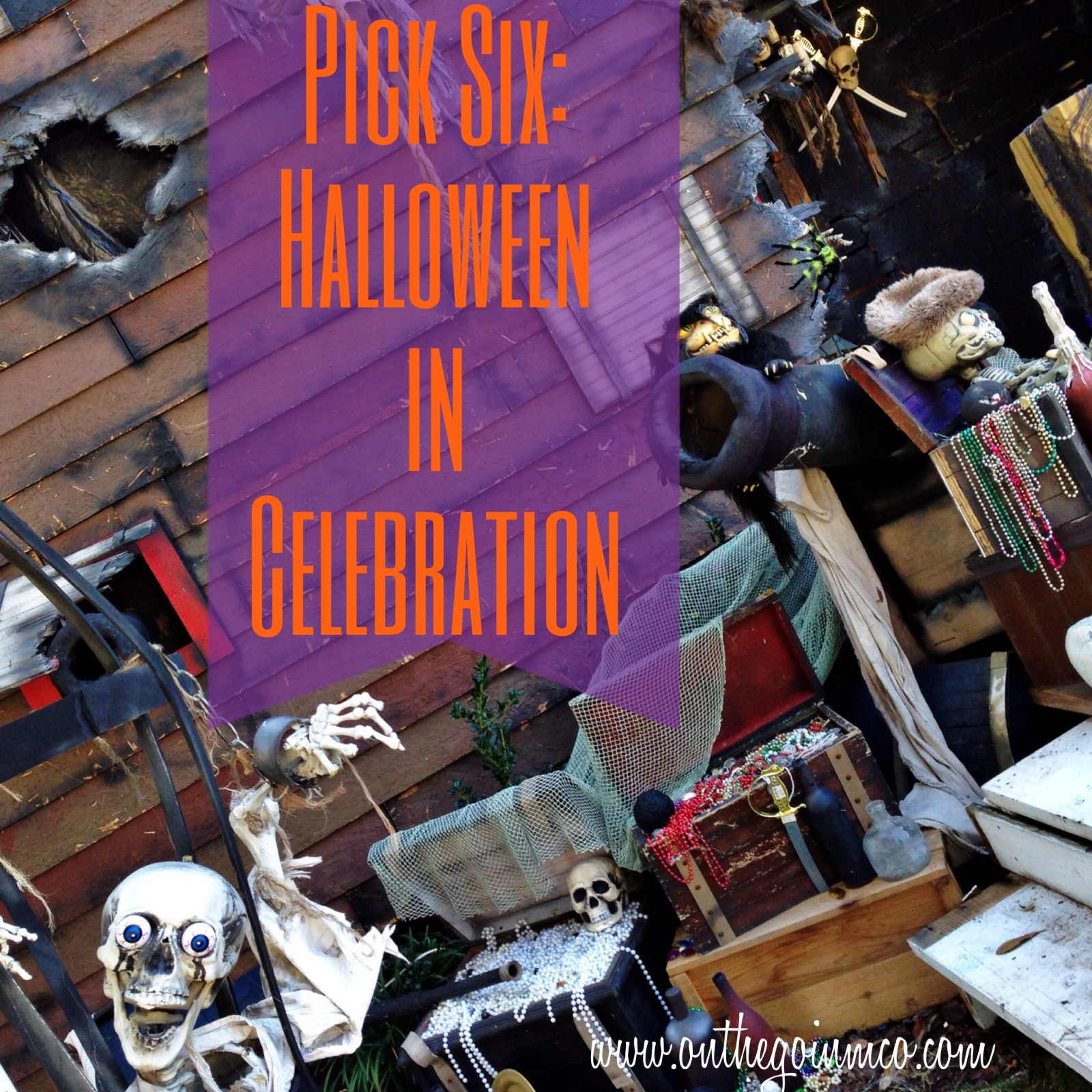halloween celebration: