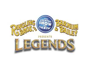 Ringling Bros. and Barnum & Bailey Presents LEGENDS at Orlando's Amway Center