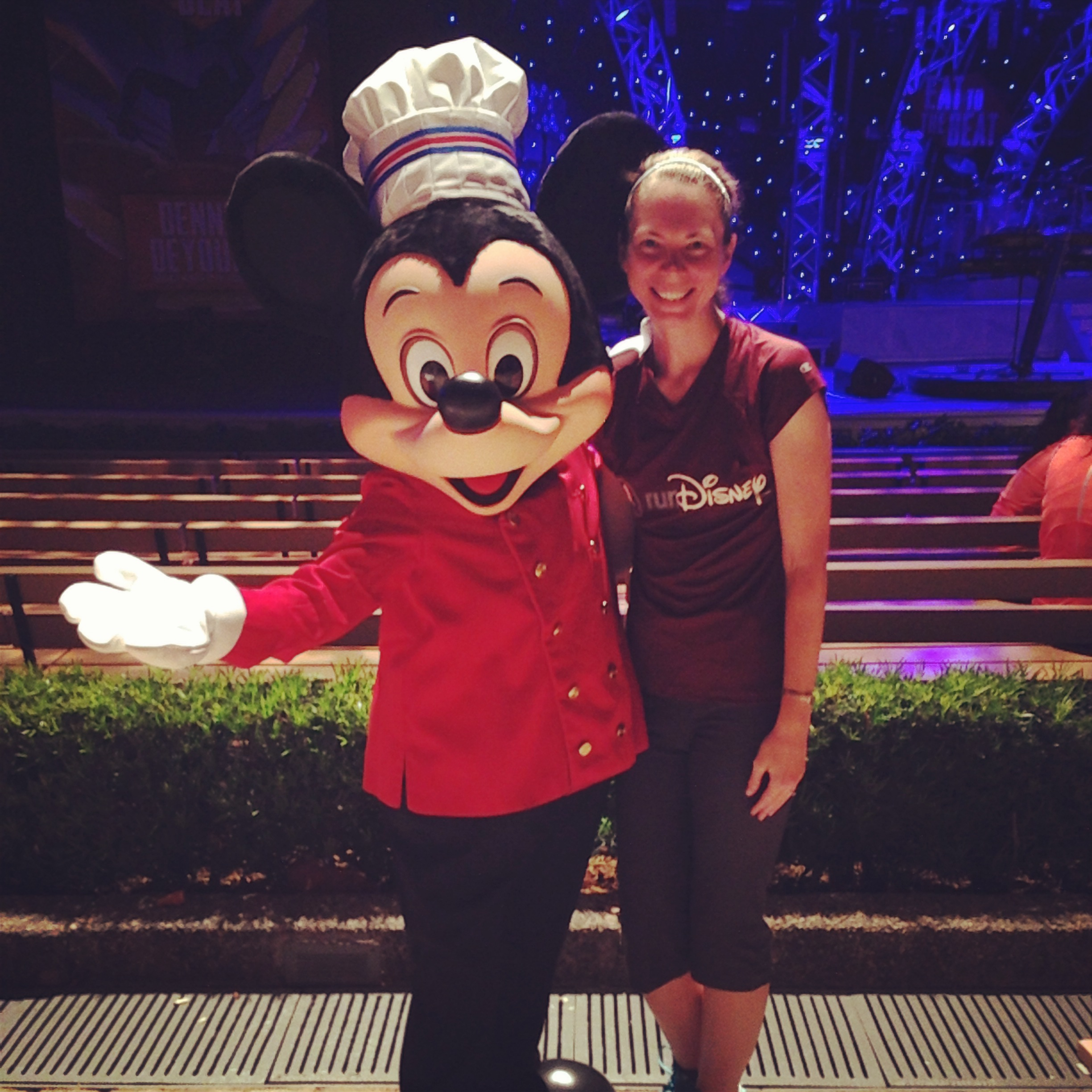 runDisney Wine & Dine Half Marathon Meet-Up