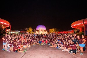 runDisney Group Shot