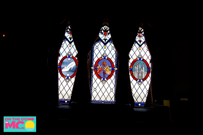 cinderella castle suite windows