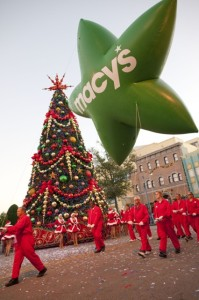 Macy's Holiday Parade at UOR